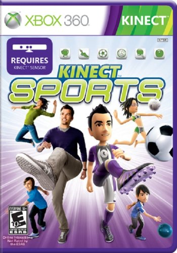 Foto - Kinect Sports
