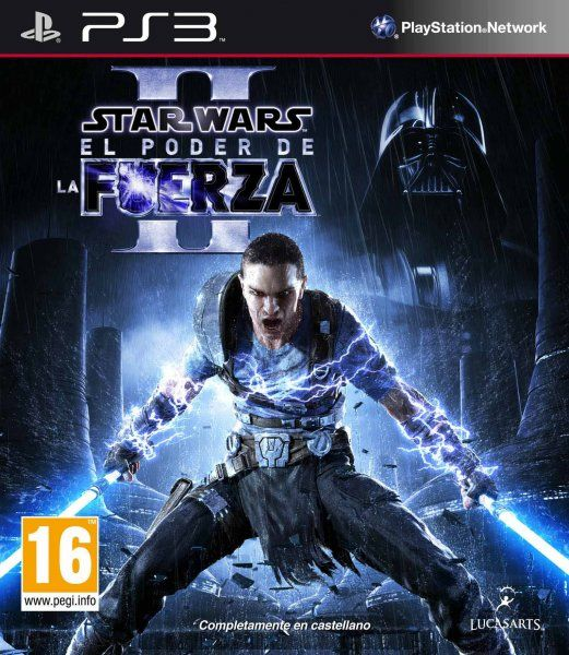 Foto - Star War The Force Unleashed